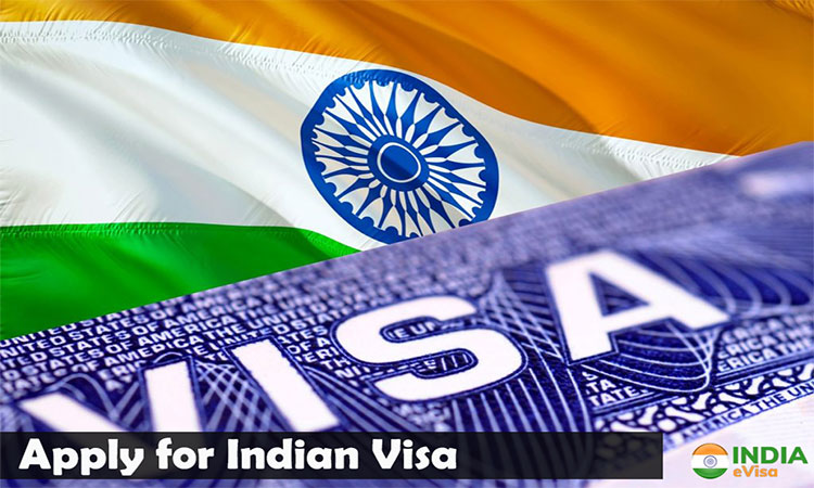 apply Indian tourist visa