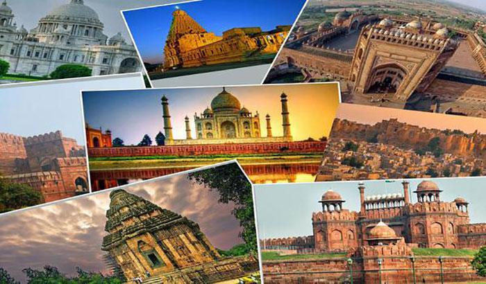 Visit in Delhi